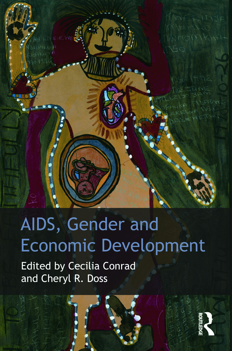 AIDS, Gender and Economic Development (Paperback) book cover