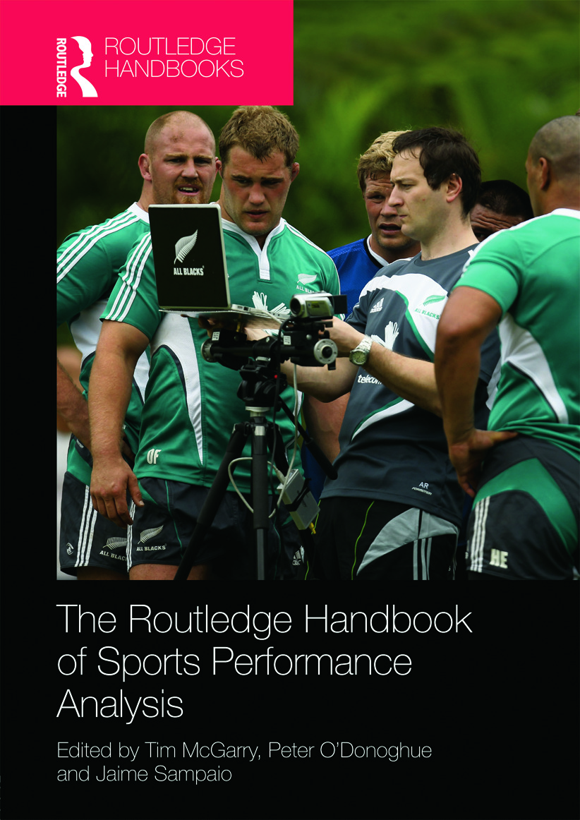 Routledge Handbook of Sports Performance Analysis (Hardback) book cover