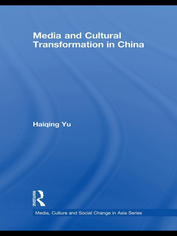 Media and Cultural Transformation in China (Paperback) book cover