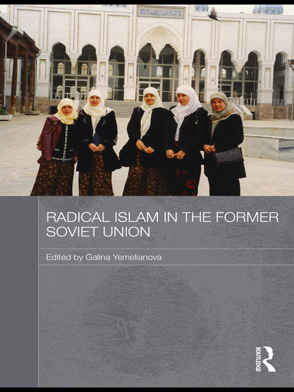Radical Islam in the Former Soviet Union: 1st Edition (Paperback) book cover