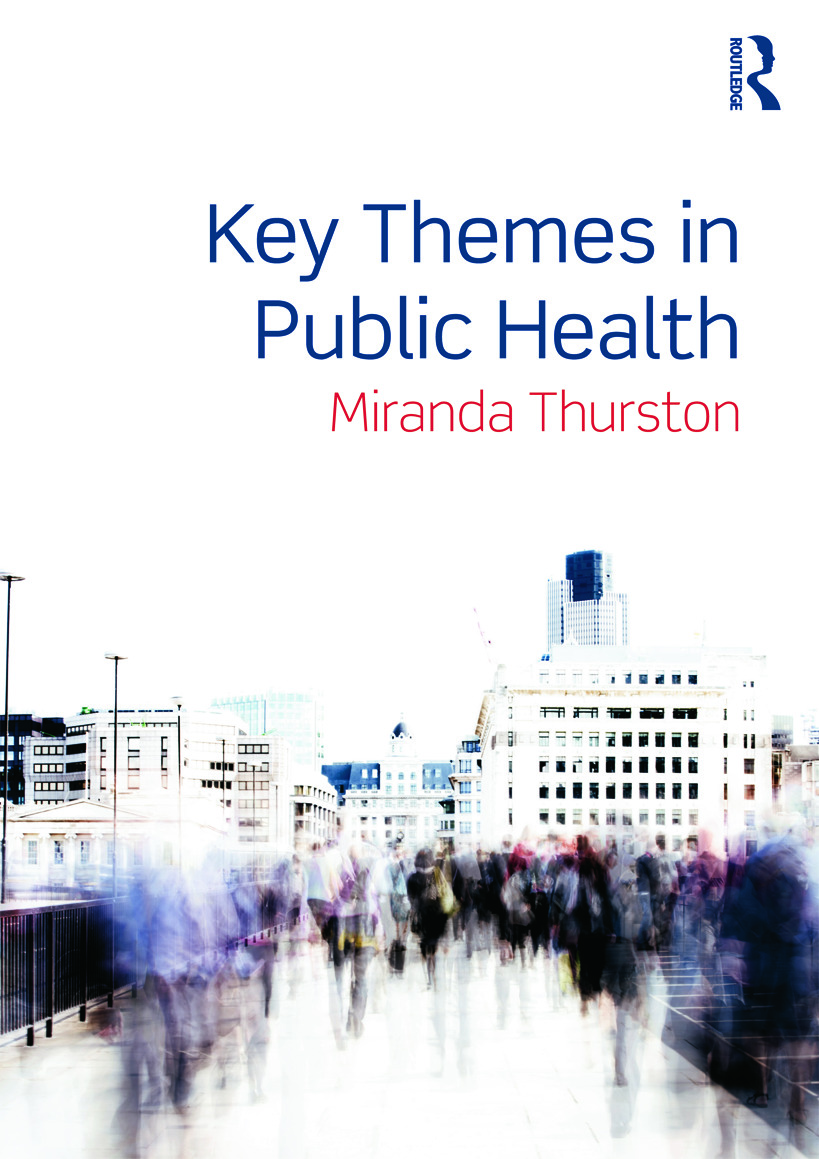 Key Themes in Public Health (Paperback) book cover