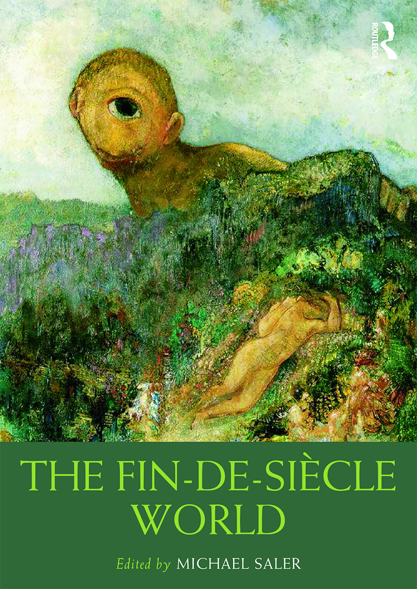 The Fin-de-Siècle World book cover