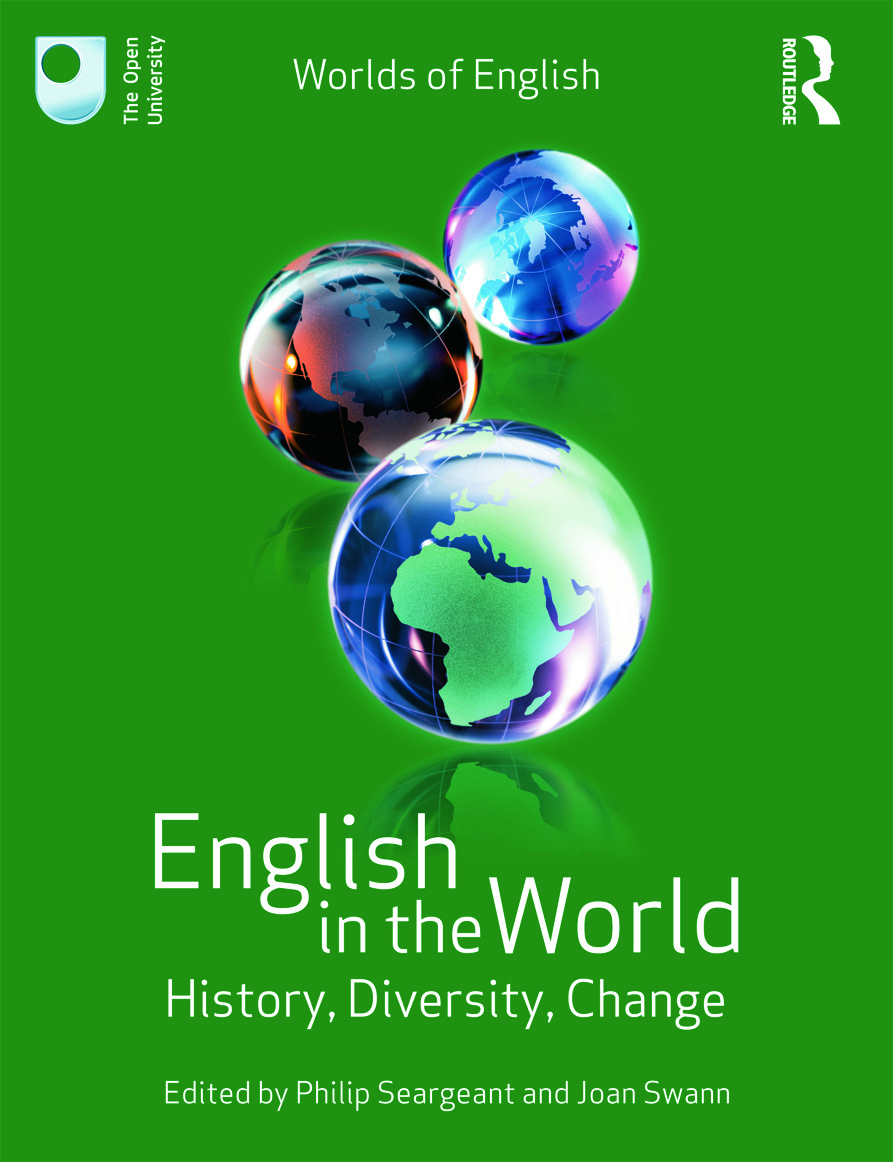 English in the World: History, Diversity, Change (Paperback) book cover