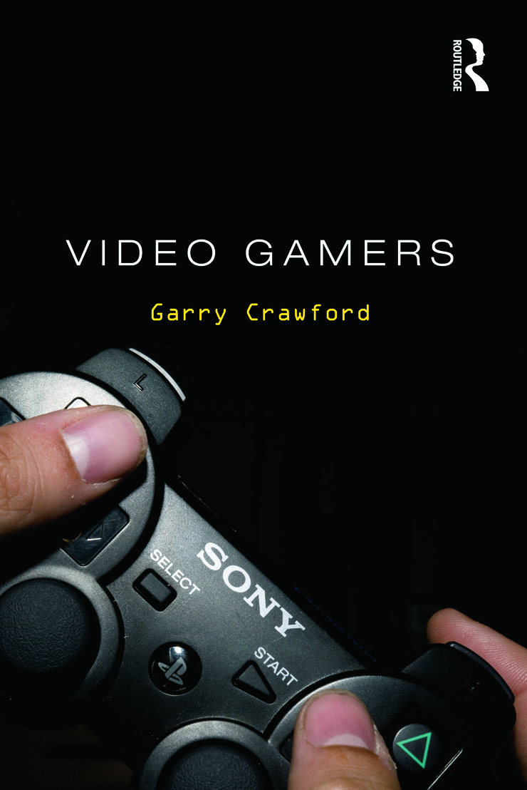 Video Gamers (Paperback) book cover