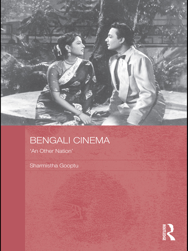 Bengali Cinema: 'An Other Nation', 1st Edition (e-Book) book cover