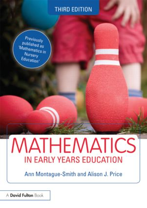 Mathematics in Early Years Education: 3rd Edition (Paperback) book cover