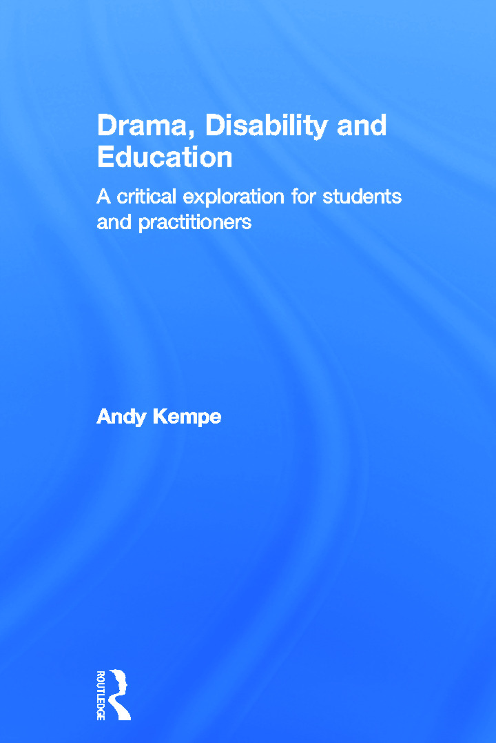 Drama, Disability and Education