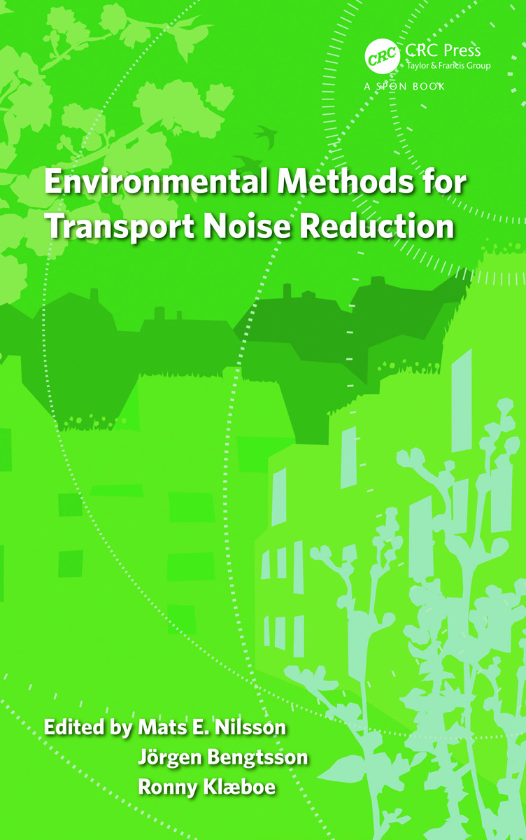 Environmental Methods for Transport Noise Reduction: 1st Edition (Hardback) book cover