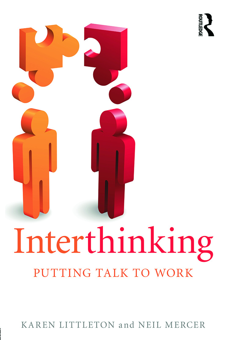 Interthinking: Putting talk to work (Paperback) book cover