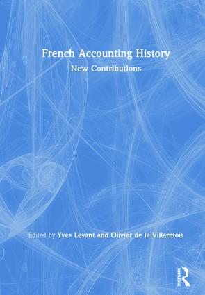 French Accounting History: New Contributions (Hardback) book cover