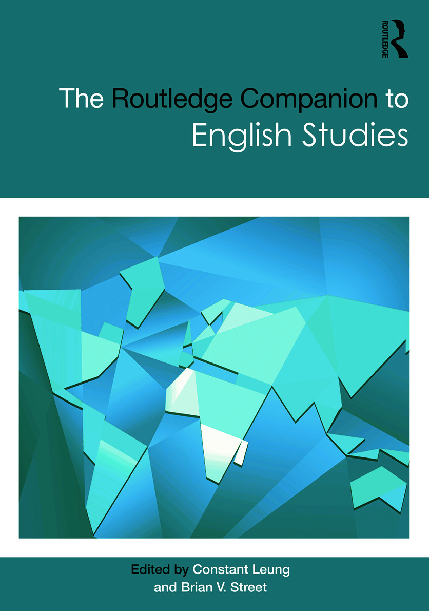 The Routledge Companion to English Studies (Hardback) book cover