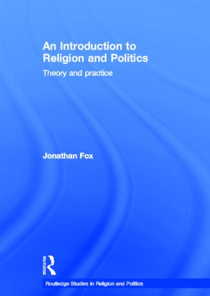 an introduction to the issue of religion in todays society