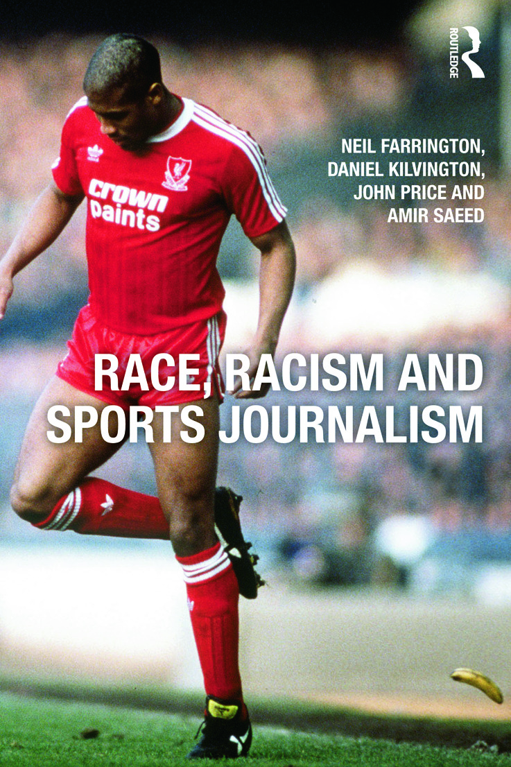 Race, Racism and Sports Journalism (Paperback) book cover