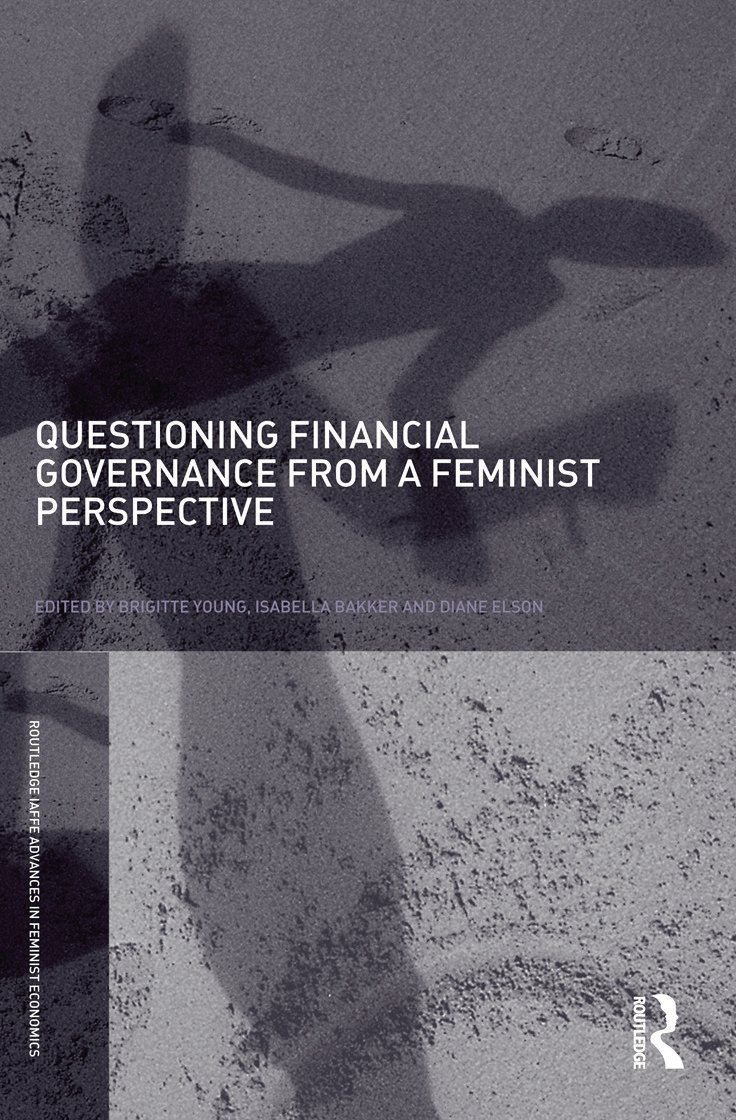 Questioning Financial Governance from a Feminist Perspective (Paperback) book cover