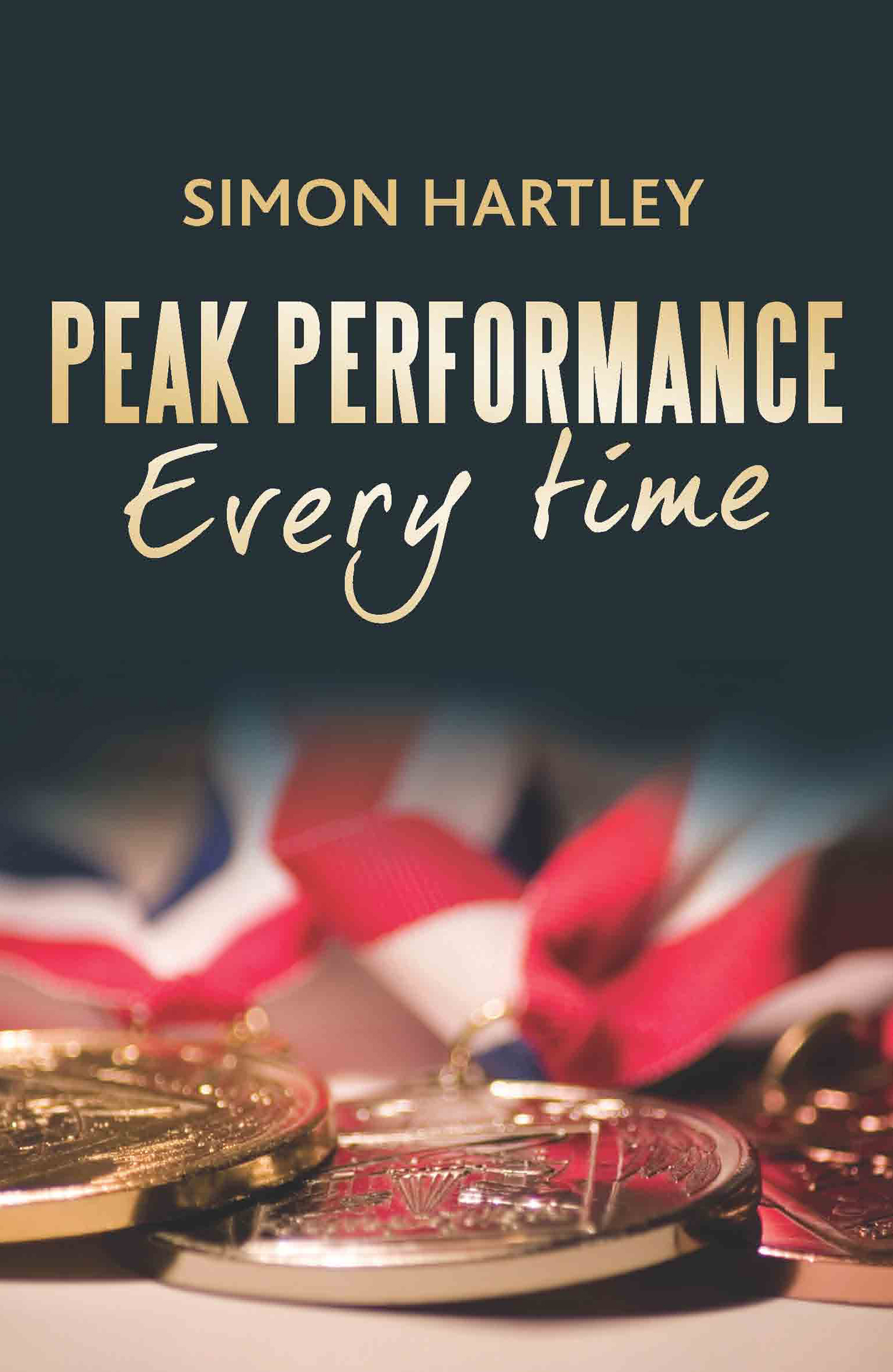 Peak Performance Every Time (Paperback) book cover