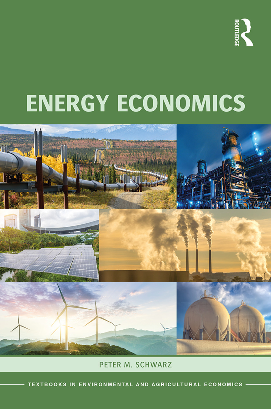 Energy Economics book cover