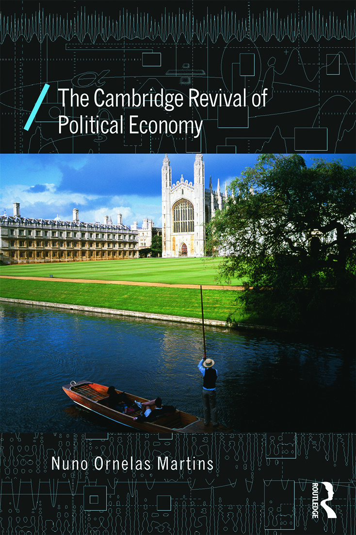 The Cambridge Revival of Political Economy (Paperback) book cover