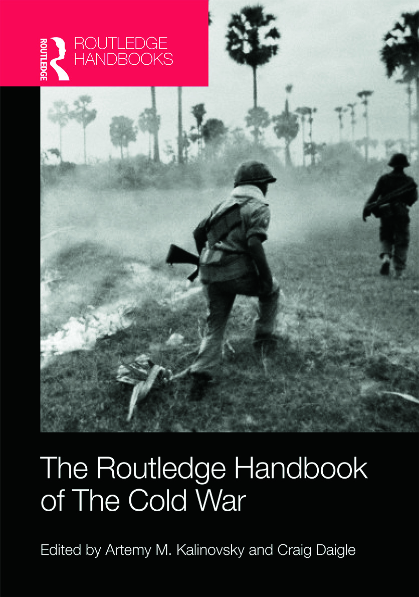 The Routledge Handbook of the Cold War book cover