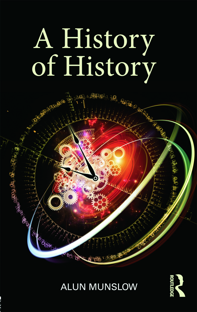 A History of History: 1st Edition (Paperback) book cover