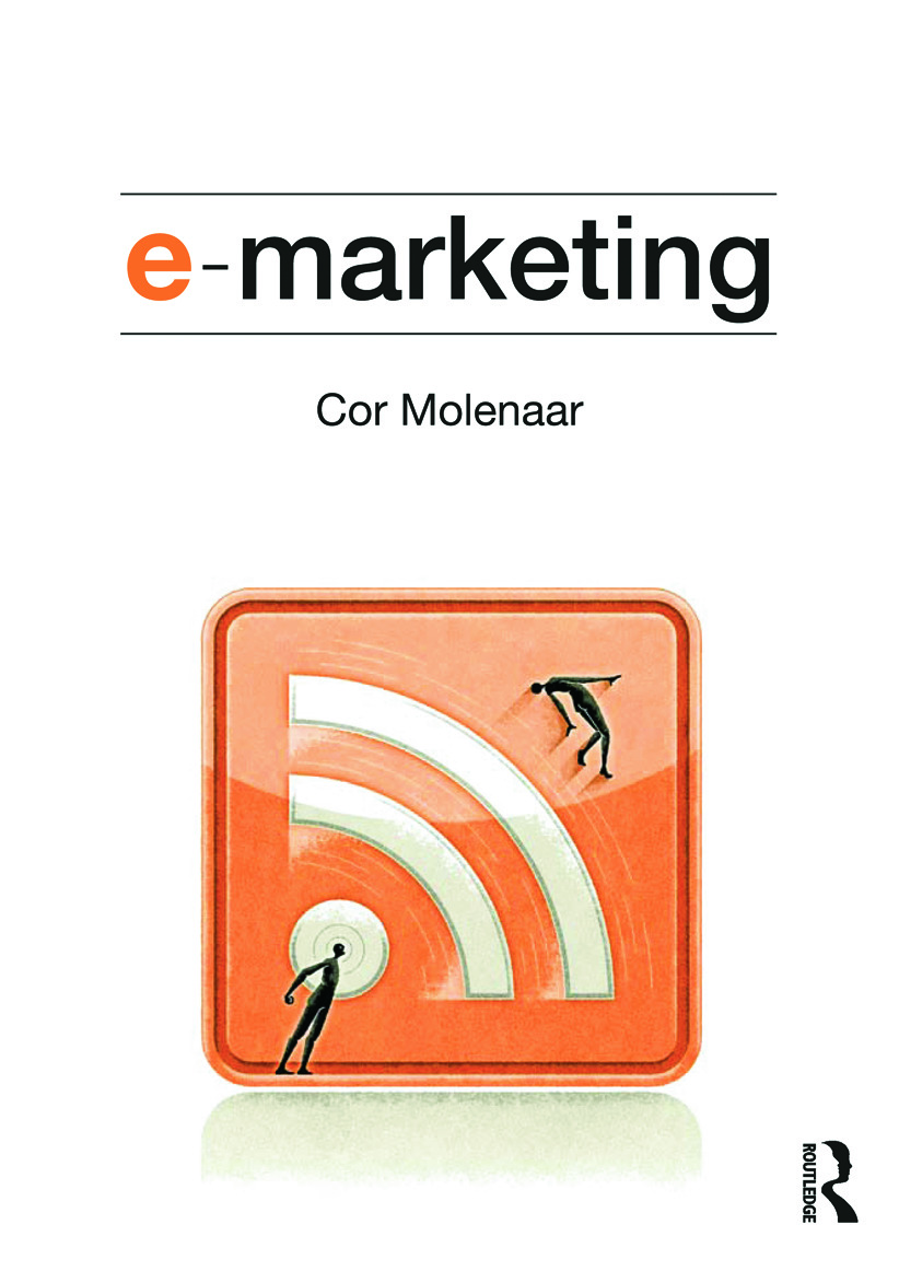 e-Marketing: Applications of Information Technology and the Internet within Marketing (Paperback) book cover