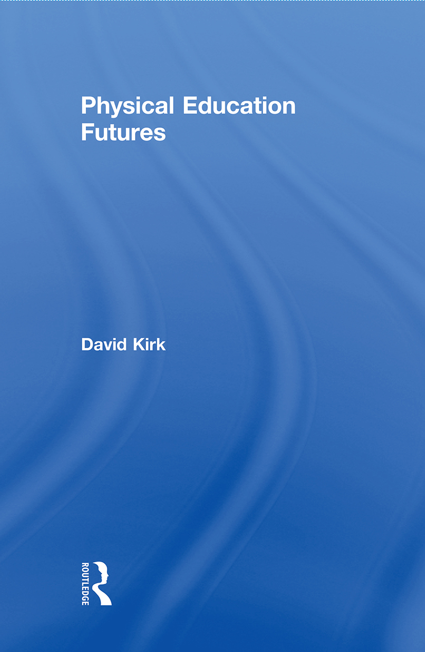 Physical Education Futures (Paperback) book cover