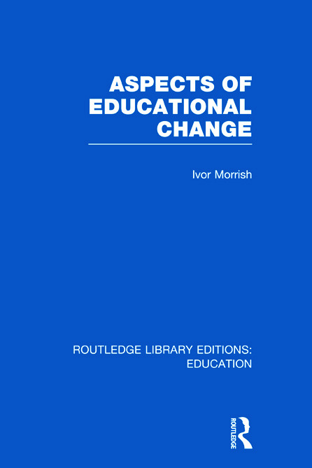 Aspects of Educational Change (Hardback) book cover