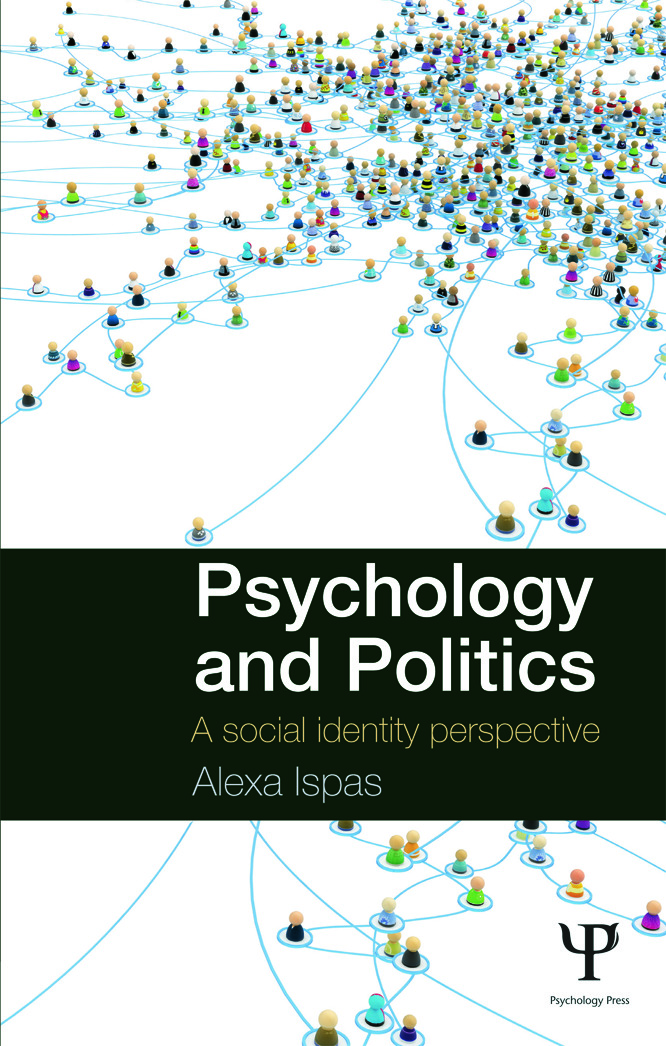 Psychology and Politics: A Social Identity Perspective, 1st Edition (Hardback) book cover