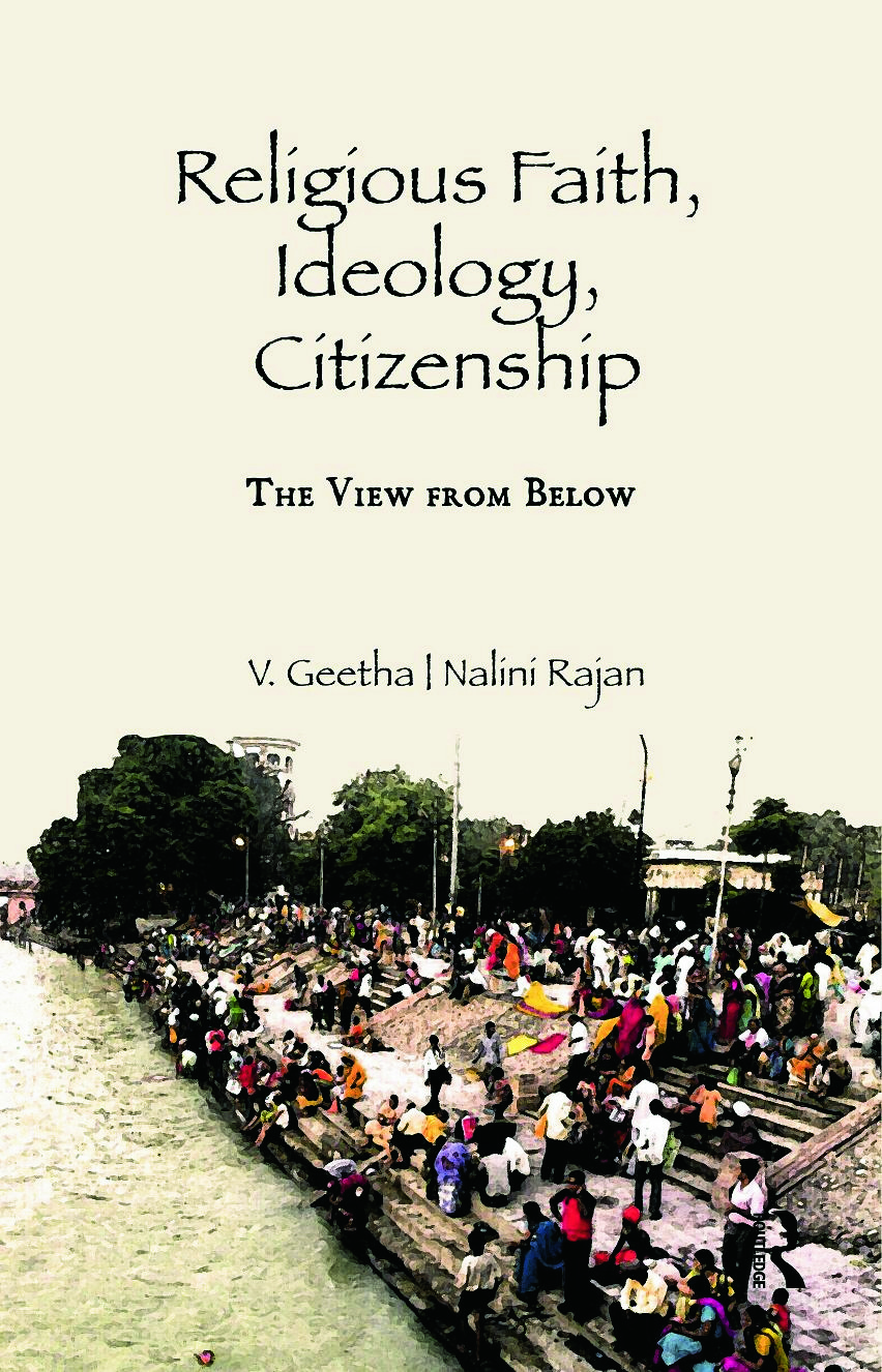 Religious Faith, Ideology, Citizenship: The View from Below (Hardback) book cover