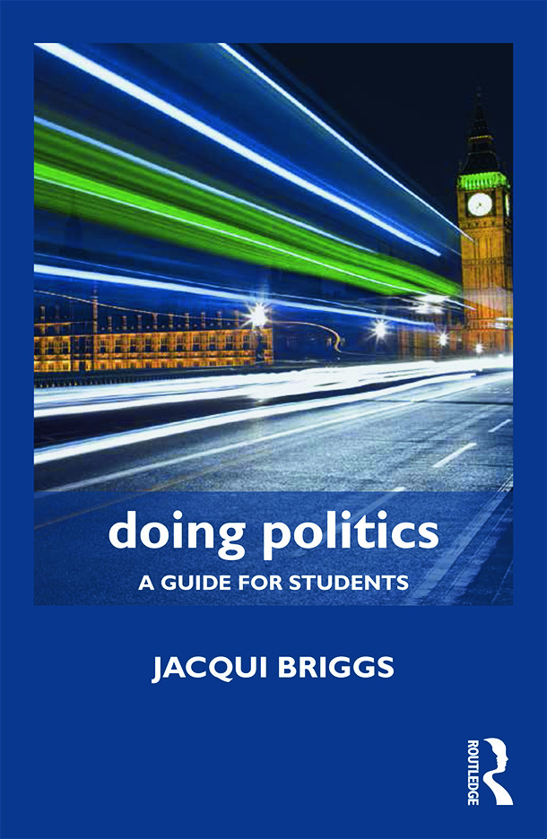 Doing Politics (Paperback) book cover