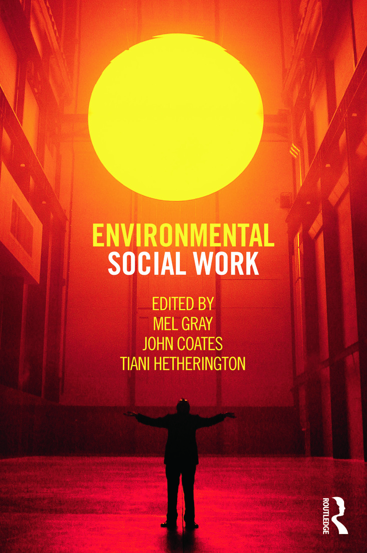 Environmental Social Work: 1st Edition (Paperback) book cover