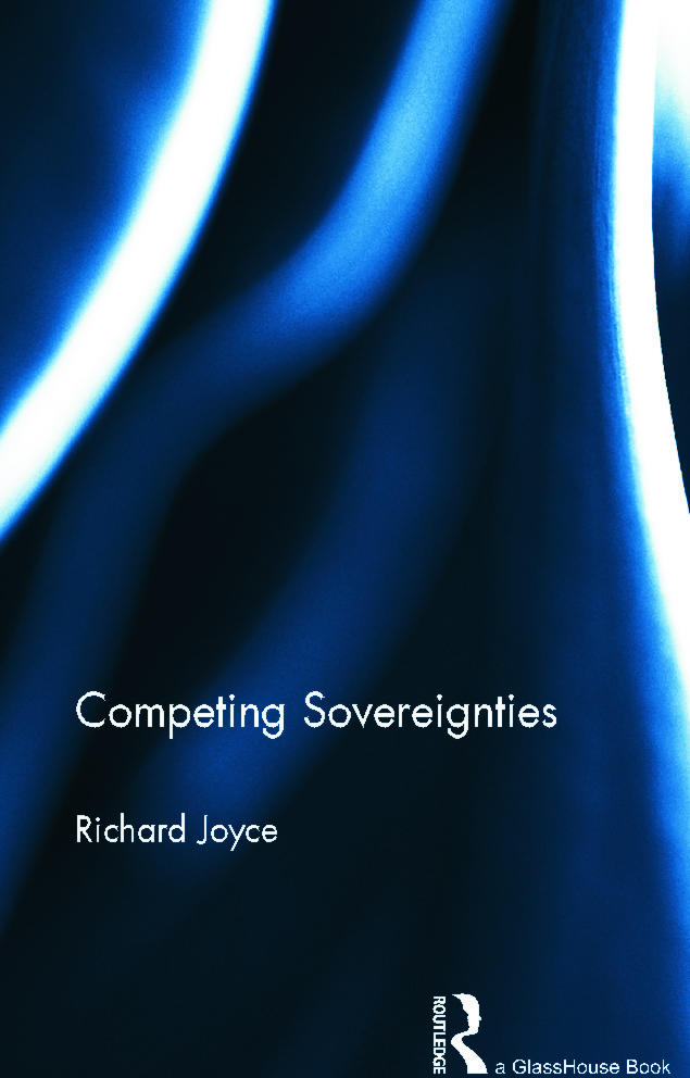Competing Sovereignties (Hardback) book cover