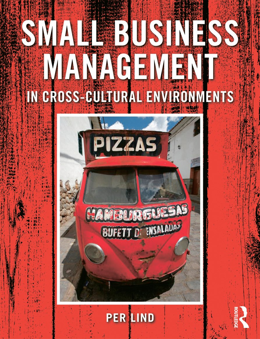 Small Business Management in Cross-Cultural Environments (Paperback) book cover