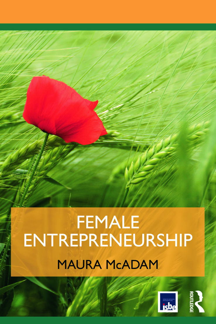 Female Entrepreneurship book cover