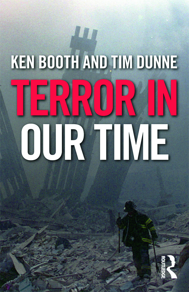 Terror in Our Time (Paperback) book cover