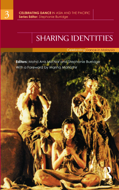 Sharing Identities: Celebrating Dance in Malaysia (Hardback) book cover