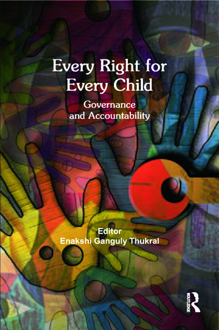 Every Right for Every Child: Governance and Accountability (Hardback) book cover