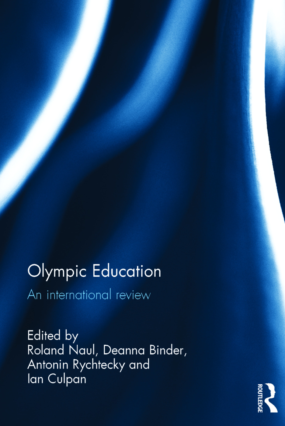 Olympic Education: An international review (Hardback) book cover