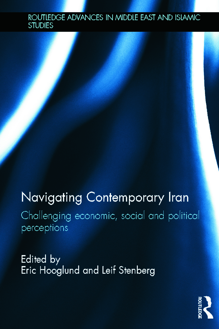 Navigating Contemporary Iran: Challenging Economic, Social and Political Perceptions (Hardback) book cover