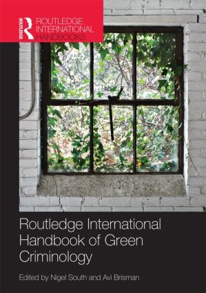 Routledge International Handbook of Green Criminology (Hardback) book cover