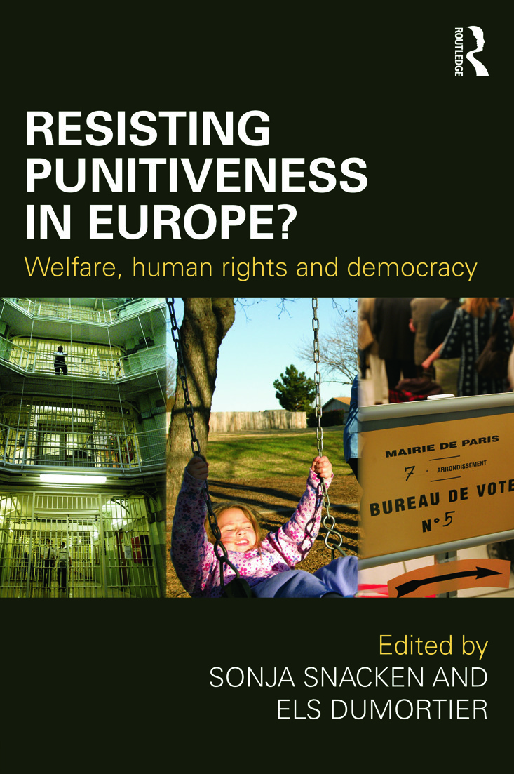 Resisting Punitiveness in Europe?: Welfare, Human Rights and Democracy book cover
