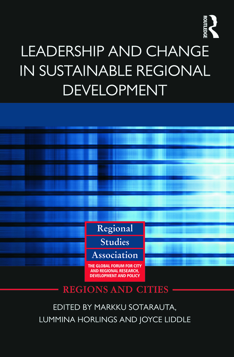 Leadership and Change in Sustainable Regional Development (Hardback) book cover