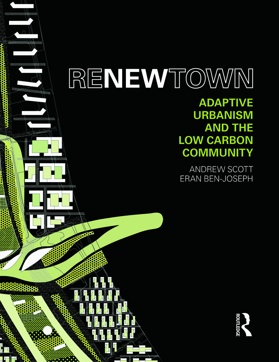 ReNew Town: Adaptive Urbanism and the Low Carbon Community (Paperback) book cover