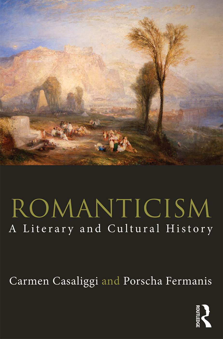 Romanticism: A Literary and Cultural History book cover