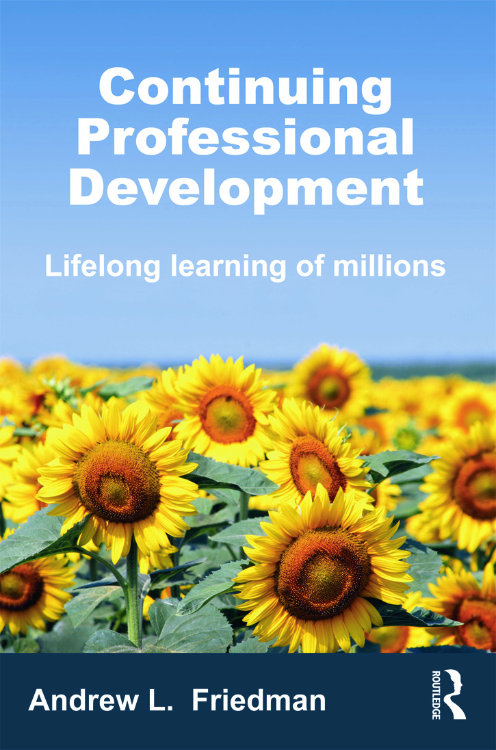 Continuing Professional Development (Paperback) book cover
