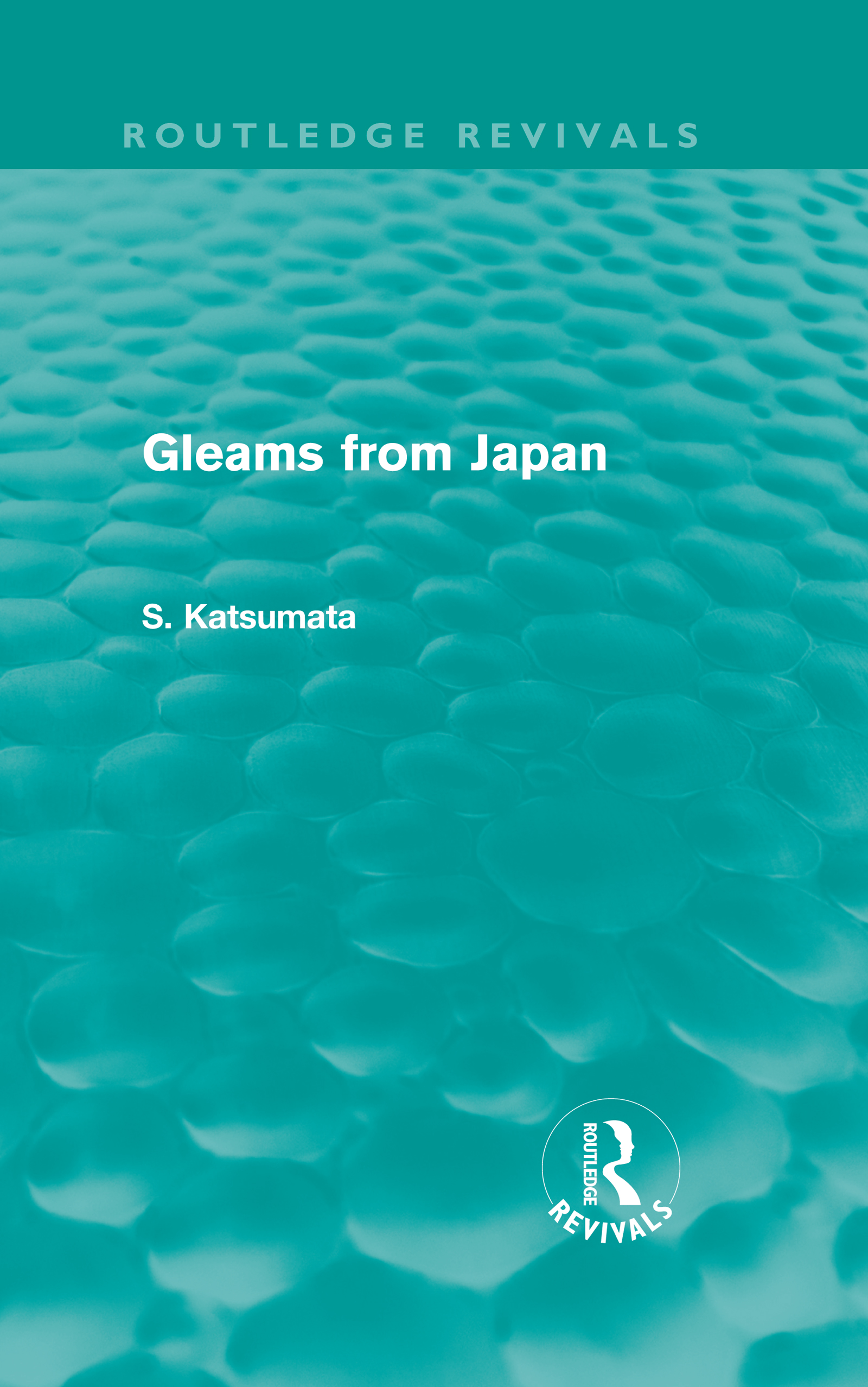 Gleams From Japan (Hardback) book cover