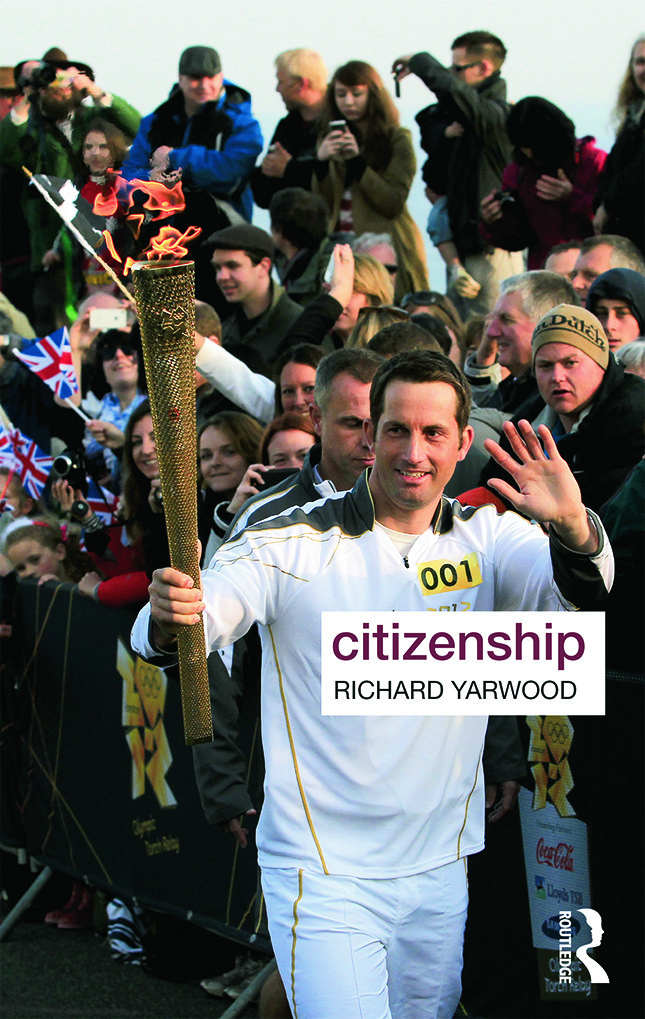 Citizenship: 1st Edition (Paperback) book cover