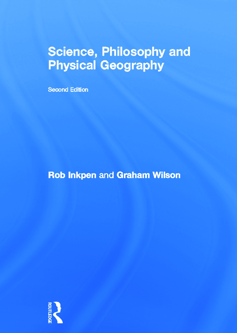 Science, Philosophy and Physical Geography book cover