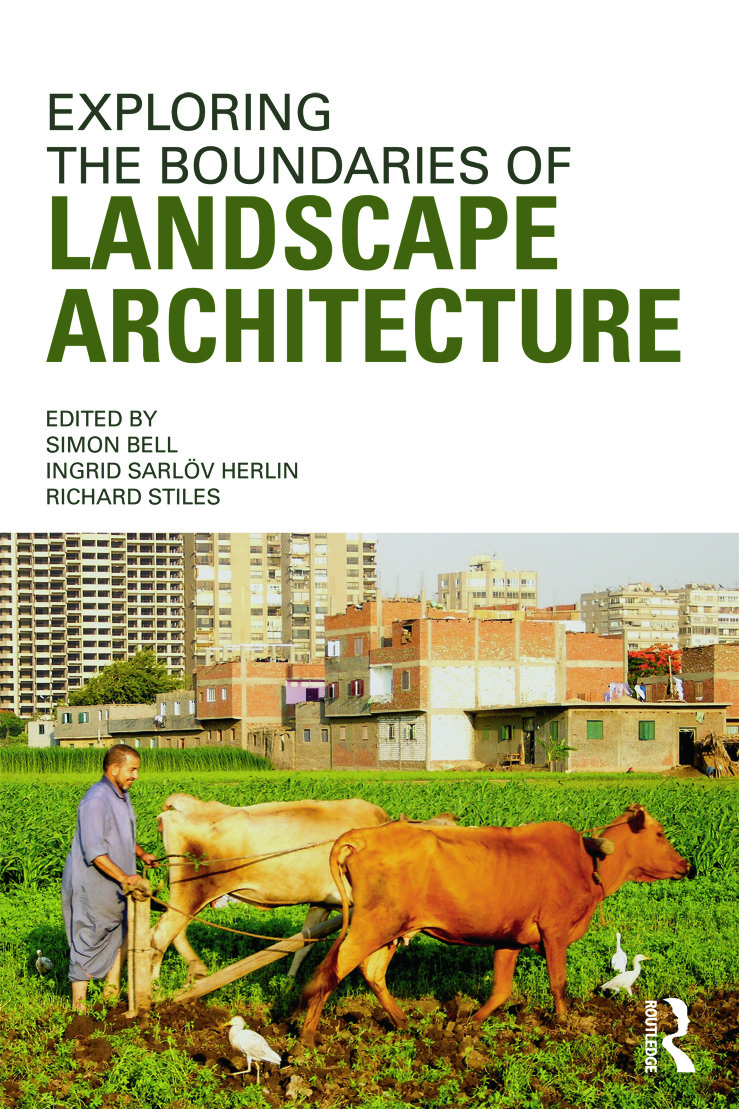 Exploring the Boundaries of Landscape Architecture (Paperback) book cover