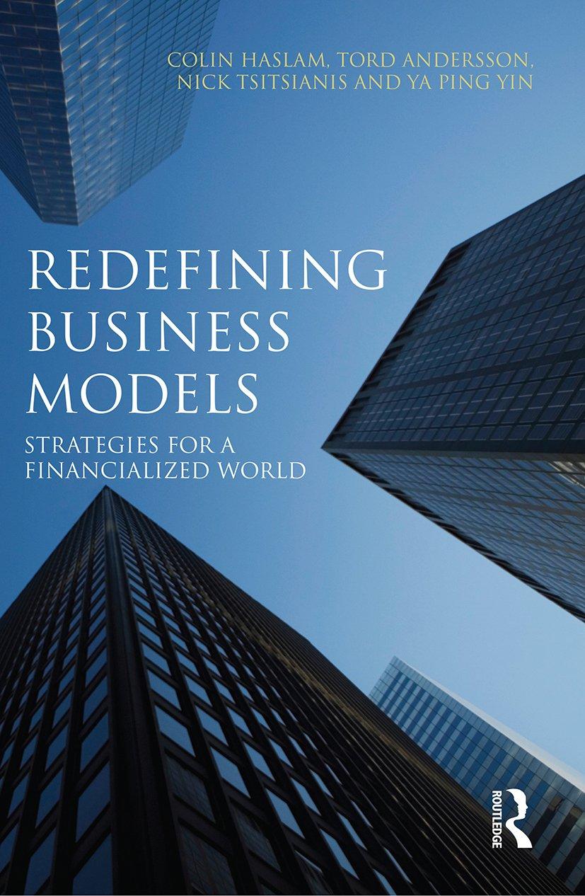 Redefining Business Models