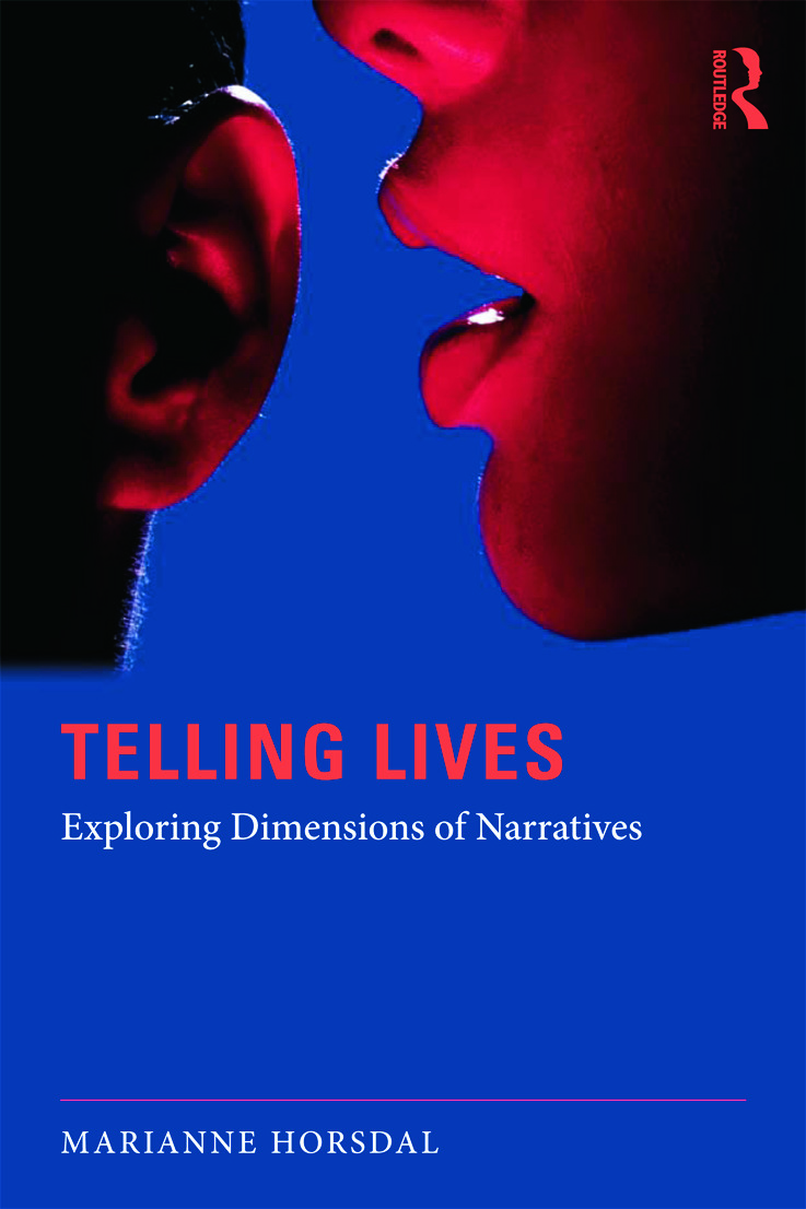 Telling Lives: Exploring dimensions of narratives (Paperback) book cover